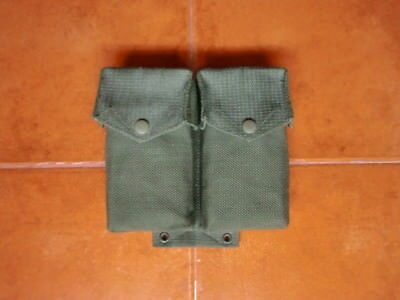 Portuguese Army M64 Webbing Mag Pouches Later Model Africa War original