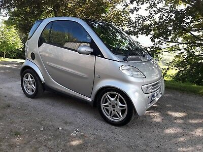 Smart Passion 2002 Silver 50,000 Miles Only