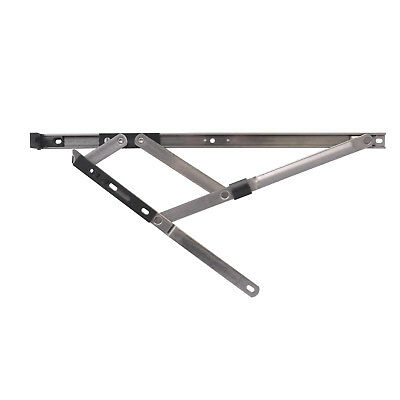 """Quality ERA upvc Window Hinges Friction Stays Side Hung 17mm thick Stack x 16"""""""