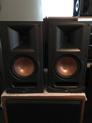 Klipsch REV IV RB61 Bookshelf Speakers