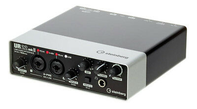 Steinberg UR22 MK2 Audiointerface USB