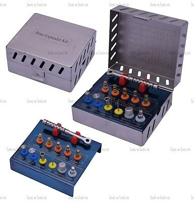 Surgical Sinus Bone Lift Compression Kit Dental Implants Grafting Saw Disks CE