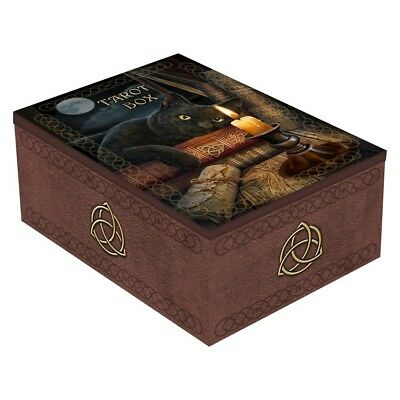 The Witching Hour Tarot Box By Lisa Parker / Nemesis Now / Tarot / Stash Box