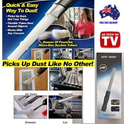Dust Daddy Universal Pet Hair Cleaner Car Vacuum Cleaner Cleaning Accessories G@