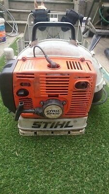 Stihl BR 420 Backpack Leaf Blower Petrol 2 stroke Used