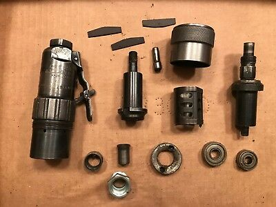 CLECO DRESSLER DIE GRINDER MODEL 116GLF250 25000 RPM &manual Parts or complete?