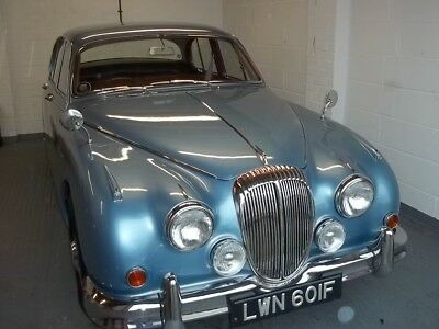 Daimler (1967) V8 250 - One Lady Owner From New