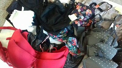 Wholesale Assorted  Lot Panache Gossard Trofe Etc Lingerie  Most Tagged Bargain!