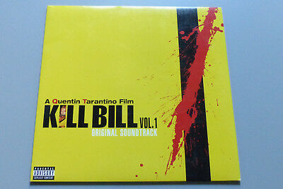 Kill Bill Vol. 1 - Original Soundtrack (2003) VA (9362-48570-1) LP Insert OIS