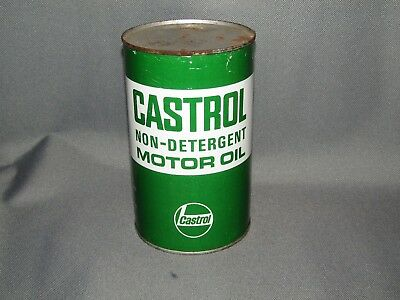 Vintage Castrol Motor Oil Imperial Qt. Can Empty