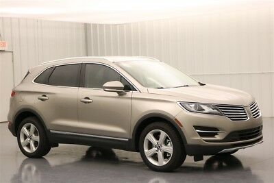 Lincoln MKC PREMIERE 2.0 AWD 6 SPEED AUTOMATIC 4WD SUV MSRP $38917 ALUMINUM TRIM/SONATA SPIN PACKAGE! LINCOLN SOFT TOUCH SEATING SURFACES