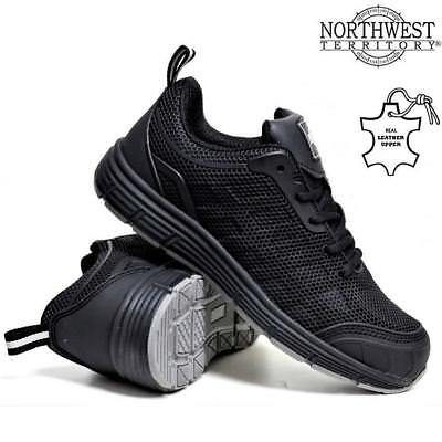New Mens Ultra Lightweight Ankle Steel Toe Cap Safety Work Shoes Trainers Boots