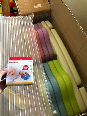 Multi colour playpen for baby from 3month
