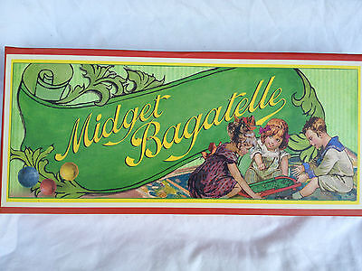 Midget Bagatelle - Retro Game
