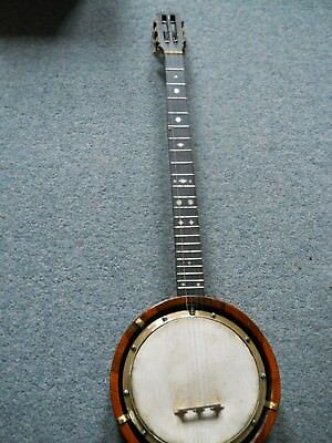 Very Early Zither Banjo