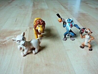 4    Figure      Disney The Lion King figurine yoys