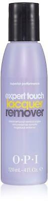 OPI Expert Touch Lacquer Remover - For Gel Nail Polish remover - 120ml