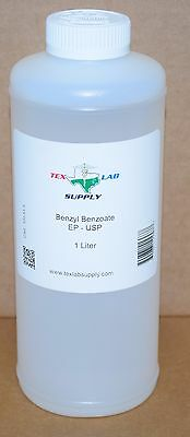Benzyl Benzoate USP 1 Liter - Sterile