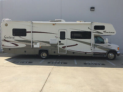 2004 Coachmen Santara 309KS 31' Class C Motorhome Generator Backup Camera CA.