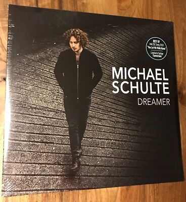 Dreamer - Best Of Michael Schulte (Limited-Edition) (Colored Green Vinyl) ESC