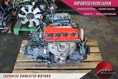 Honda Civic 9600 16L SOHC VTEC D16Y8ZC Engine Ideas