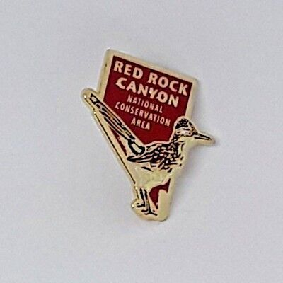 Red Rock Canyon National Conservation Area Nevada Collector Lapel Pin