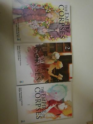 the empire of corpses 1-3