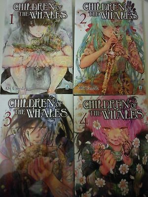 children of the whales 1-4