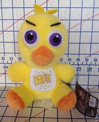 Five Nights at Freddy's Funko plush - Chica, new with tags