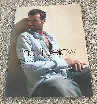 Marti Pellow - Between The Covers Tour 2004 Programme
