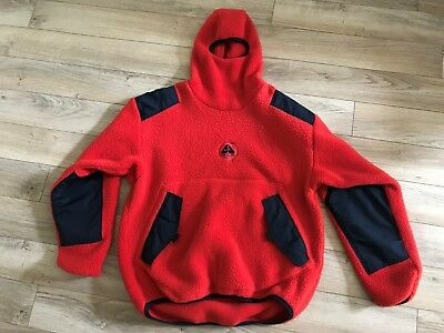 VTG Nike Fit ACG All Conditions Gear Jacket Hood Sz M Thermal Layer 2 Made USA