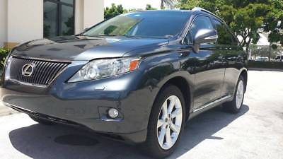 2010 Lexus RX  2010 lexus rx350 Like New for sale by owner