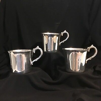 Wallace HARVEST Silverplate Punch Cup