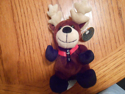 1999 Coca-Cola Holiday Christmas Reindeer BALTIC SWEDEN - NWT