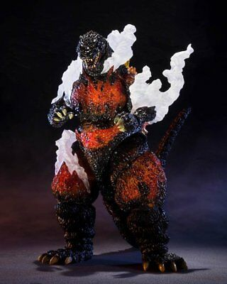 Bandai Tamashii Nations S.H. Monster Arts Ultimate Burning Figure