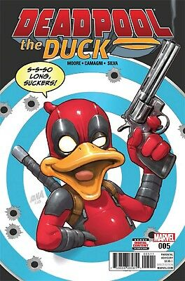 Deadpool The Duck #5  Marvel Comics