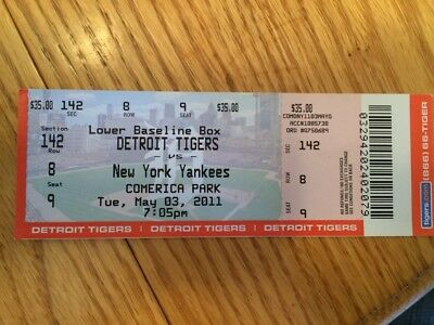 Toronto Blue Jays ticket stub Chicago White Sox June 27, 2014