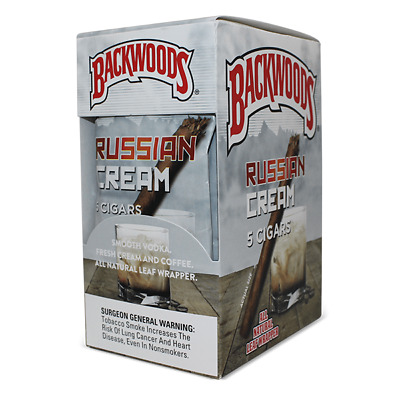 Russian Cream Backwood (5 Pack)