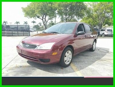 Ford Focus S 2006 S Used 2L I4 16V Automatic Front Wheel Drive Sedan
