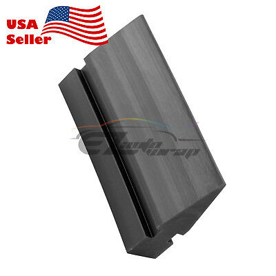 """Window Film Tools 4/"""" Black Soft Turbo Squeegee with Gray handle Tinting Tool"""