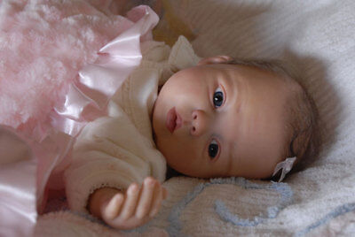 Reborn Doll Kit Soledad By Ping Lau For Reborning,,