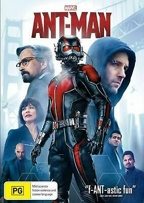 Ant-Man - DVD Region 4 Free Shipping!