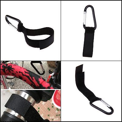 Baby Stroller Hook Accessory Pushchair Portable Clip Pram Carriage Buggy Storage
