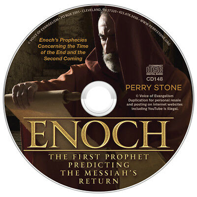 """PERRY STONE-""""Enoch-The First Prophet Predicting The Messiah's Return-CD"""