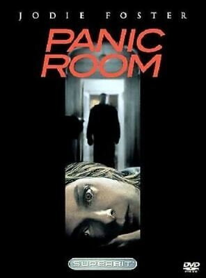 Panic Room DVD (Superbit Collection) NEW From BuyCheapDVD Auction FAST SHIPPING