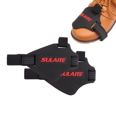 Motorcycle Gear Shift Pad Boot Shoe Cover Protector Guard Protective Boot Gear