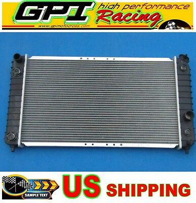NEW Radiator CHEVY BLAZER TRAILBLAZER/ S10 PICKUP/GMC JIMMY ENVOY SONOM
