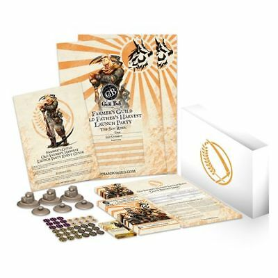 Guild Ball - Old Fathers Harvest Party Pack