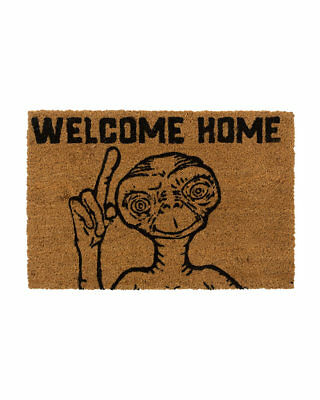 Official ET 'Welcome Home' Door Mat