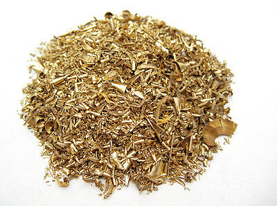 100 Pounds WHOLESALE Brass Shavings Turnings Orgone Foundry Healing 100LB